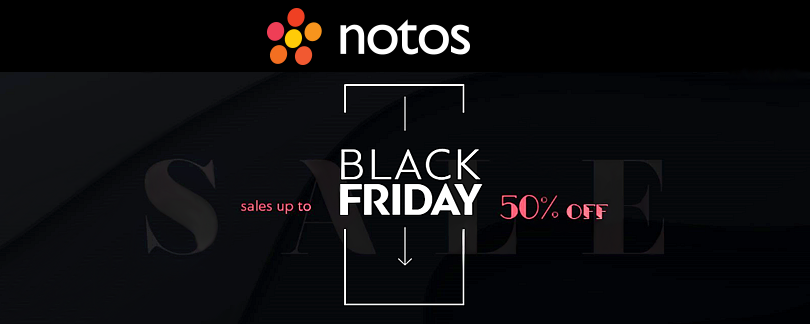 Notos Beauty - Black Friday Προσφορές