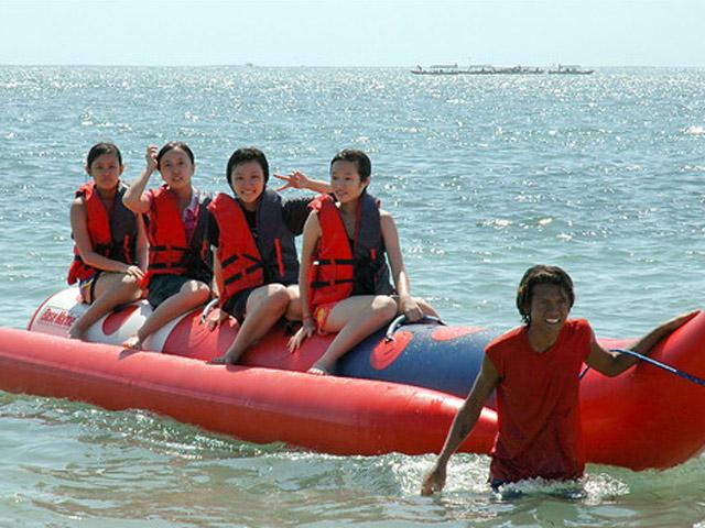Harga Watersport murah di Bali Tanjung Benoa