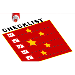 SEO Checklist in China