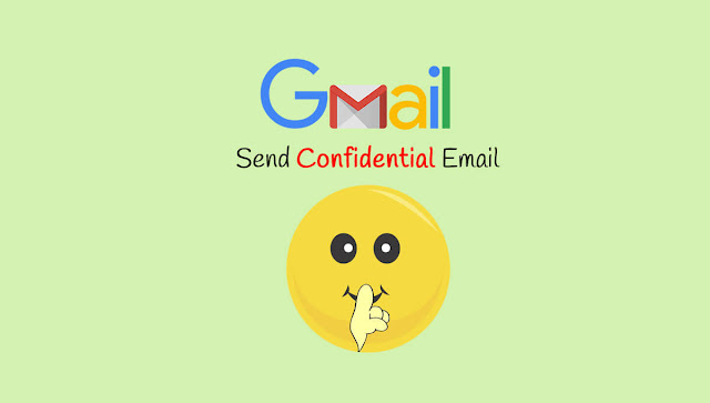 Gmail: Confidential Email