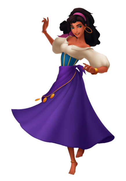 How to Dress Up as Esmeralda (Disneyu0027s The Hunchback of Notre Dame)  sc 1 st  Costume Ideas for Women & Costume Ideas for Women: How to Dress Up as Esmeralda (Disneyu0027s The ...