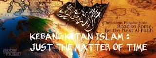Kebangkitan Islam : Just the matter of time