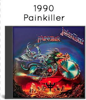 2013 - Painkiller [Sony, SICP 30377, Japan]