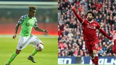 Samuel Chukwueze, Super Eagles Star, Emerges As Target For Liverpool Boss Klopp