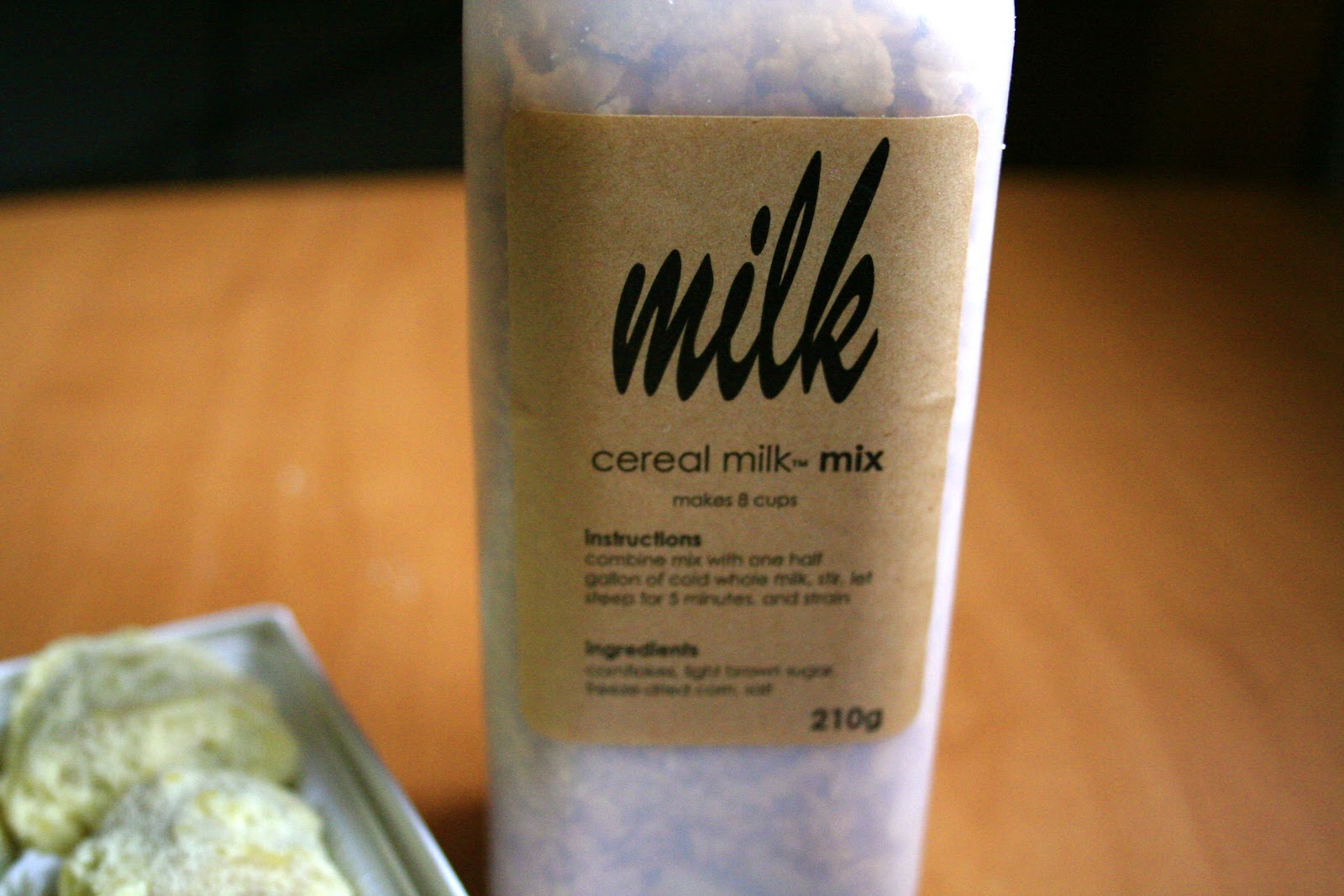 Zucchero Amp Butter Momofuku Milk Bar Delivery From New York