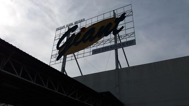 Giant Hypermarket Kuala Selangor