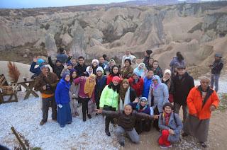Paket Tour Halal Turki 9D Desember 2017