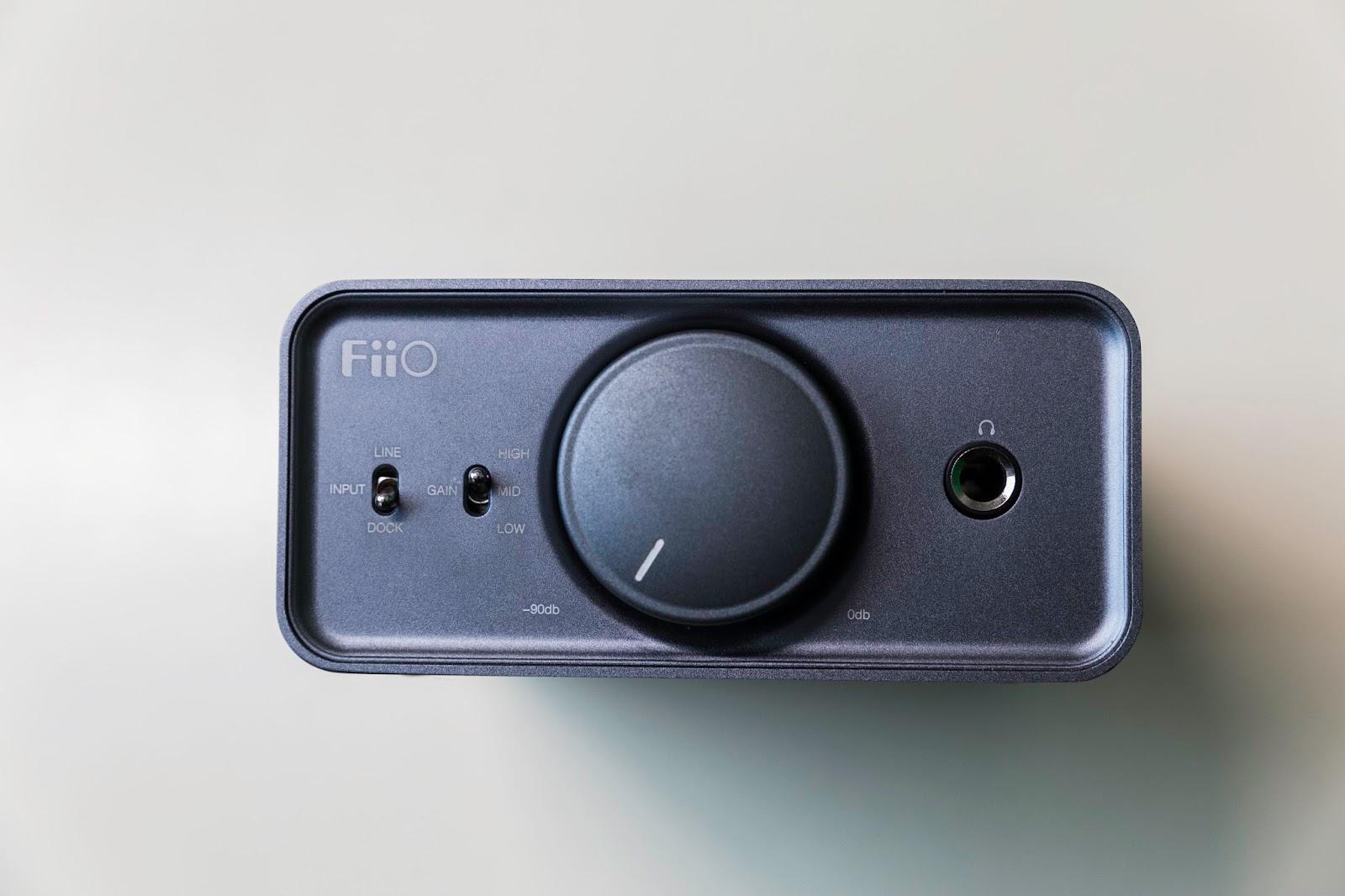 075b8e473 Amplificador Potente y Asequible: Analisis FiiO K5