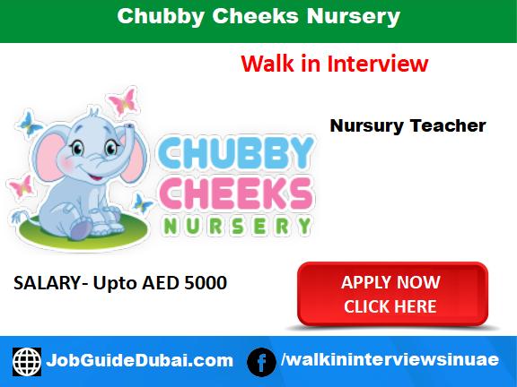 Job in Dubai for Teacher