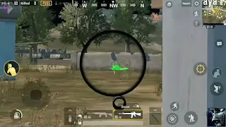 wallhack cara Hack Cheat PUBG Mobile Terbaik