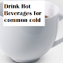 What is common cold treatment for common cold?