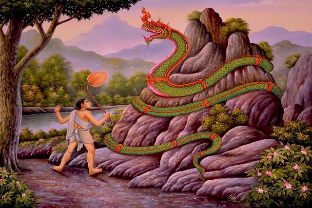 legenda siluman ular nagini