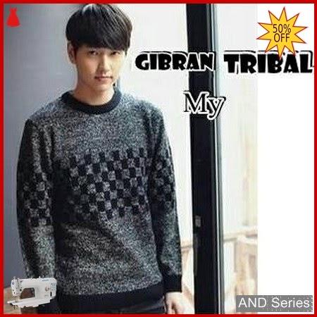 AND172 Sweater Pria Gibran Tribal Murah BMGShop