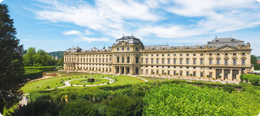 German University of Würzburg Scholarships for Master's and PhD