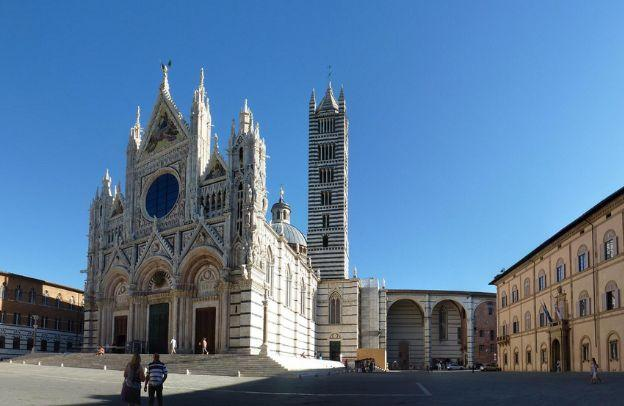 Siena, Tuscany-Italy