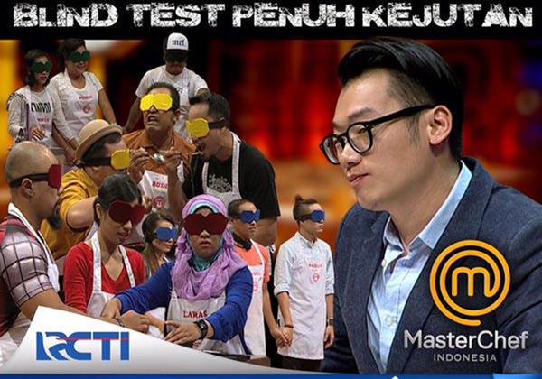 Master Chef Indonesia Season 4 Sabtu 11 Juli 2015  Berita