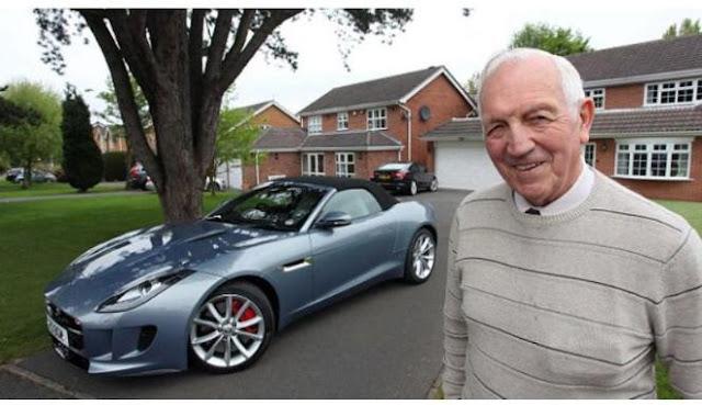 Kakek Punya Jaguar