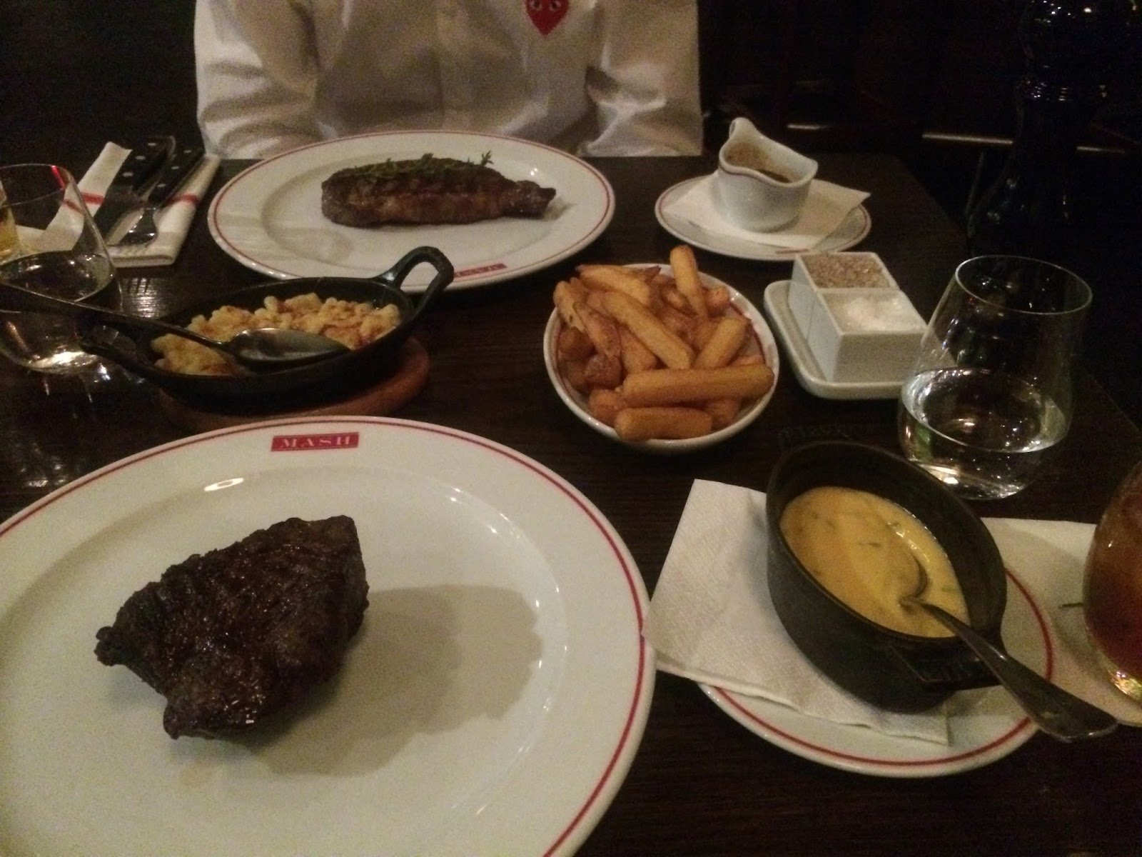 Copenhagen Travel Post - MASH Steak Restaurant Review