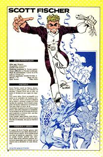 Scott Fischer Ficha DC Comics