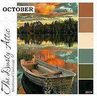 October Mood Board