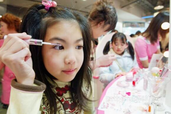 Organic Makeup For Kids Fascinating 60 Over Safe Makeup For Kids And Organic