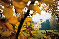 Foliage al Castello di Miradolo