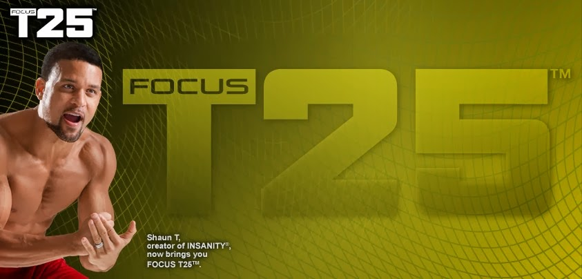 Lace & Race: Cross Training and HIIT Training with FOCUS T25