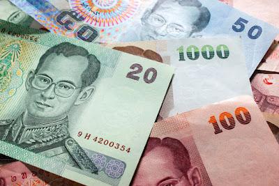 moeda tailandia