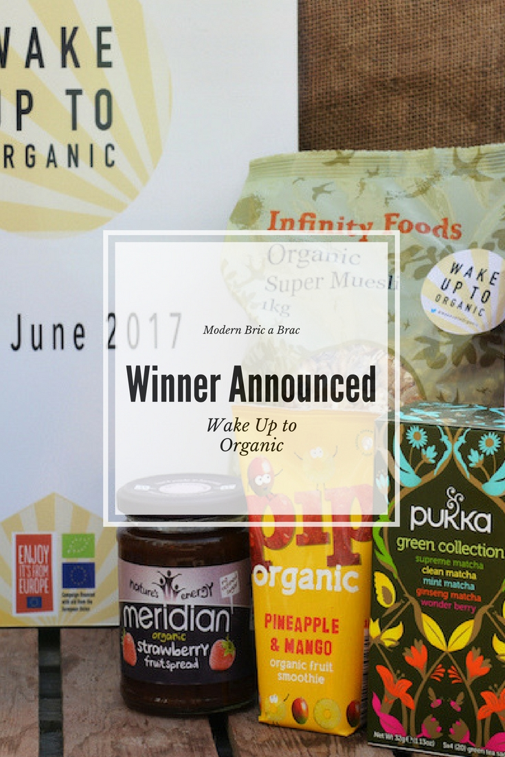 Free Mini breakfasts across the UK and Wake Up to Organic Winner