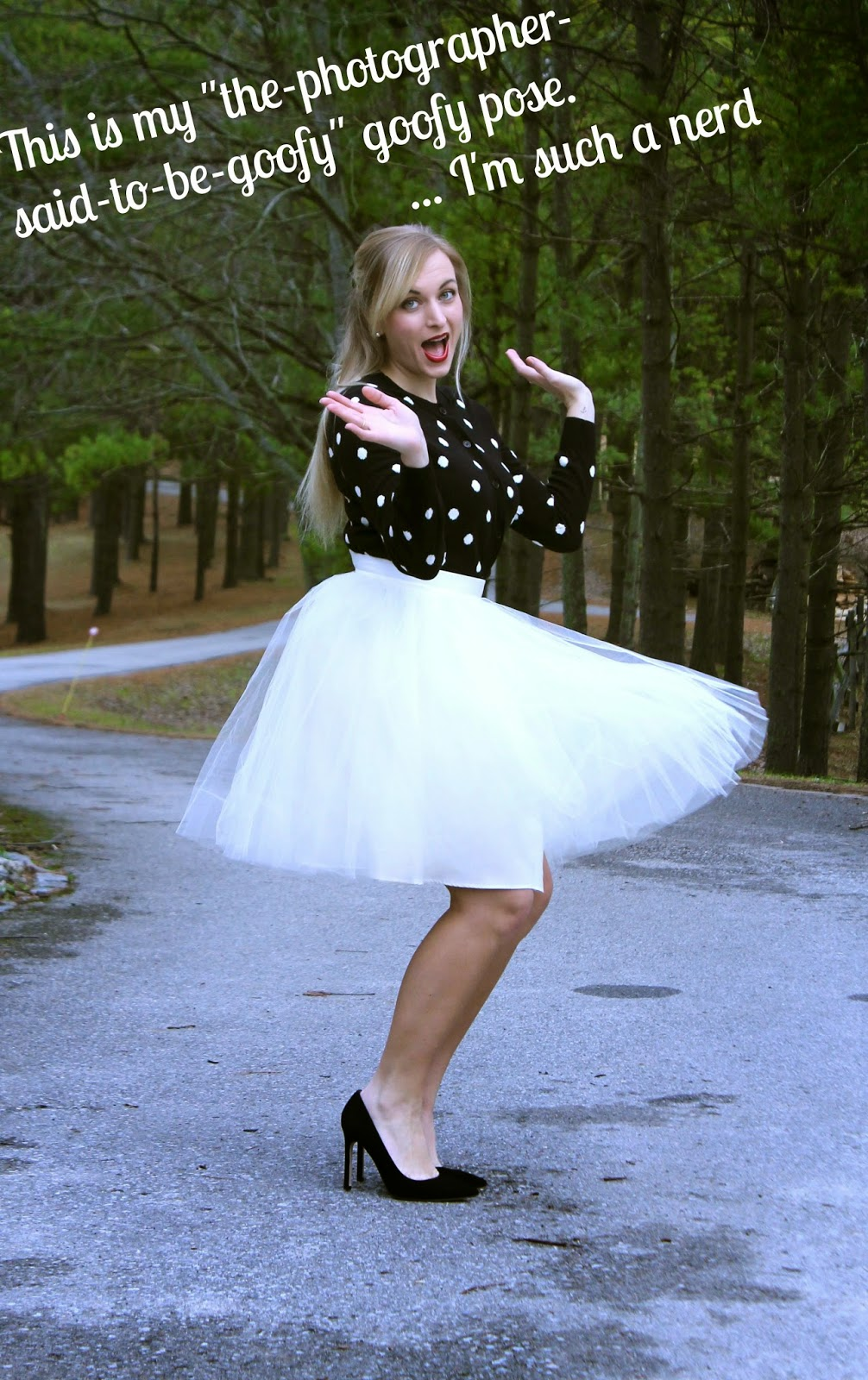 how to wear a tutu skirt