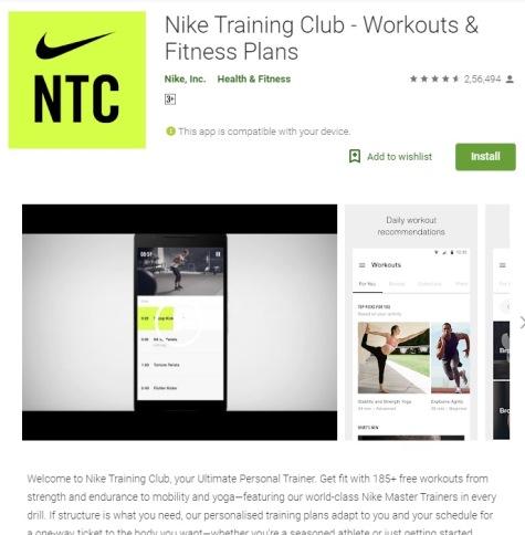 Best Fitness Apps-Top 5