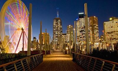 tourist places in melbourne australia