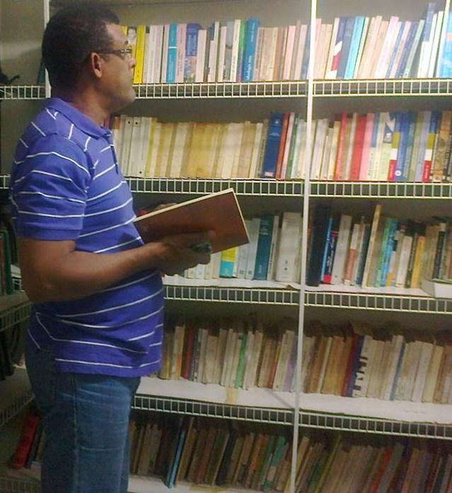 Domingo Caba Ramos se convierte en  maestro universal