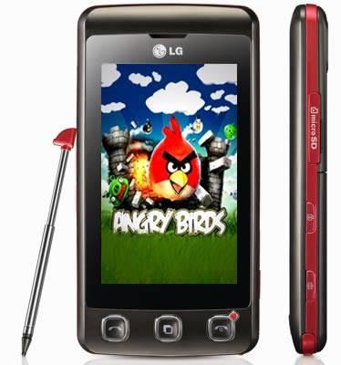 juegos gratis argim para celular touch lg kp570