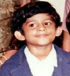 This kid has stolen the heart of millions after growing up!! He is none other than Baahubali Prabhas!