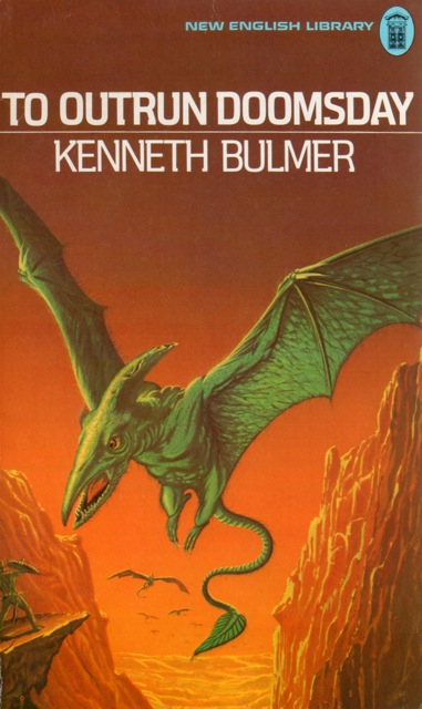 To Outrun Doomsday, Kenneth Bulmer