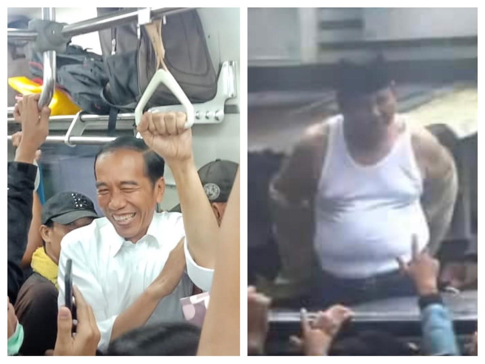 Pukulan Telak Dahnil untuk TKN yang Bandingkan Jokowi KRL dengan Prabowo Buka Baju