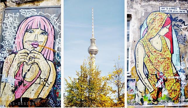 Reisepost Berlin, Bloggertreffen, Alex und Kreuzberg