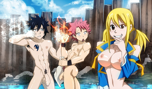 Best Fairy Tail Girls Naked Scenes