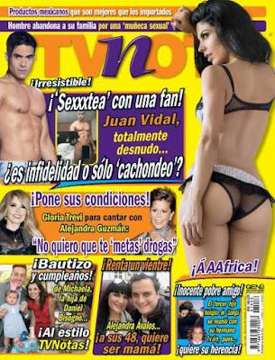 Revista TV Notas México - 28 Febrero 2017