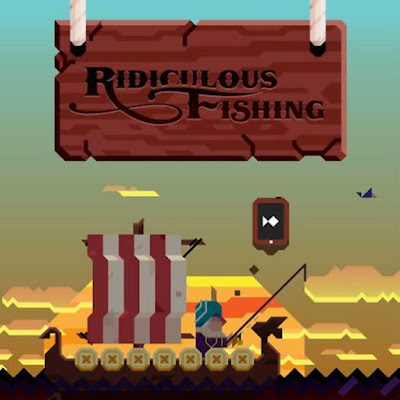 Download Game Android Gratis Ridiculous Fishing apk