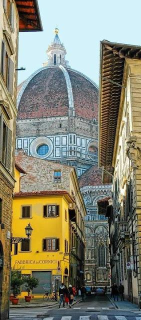 Center Of Firenze