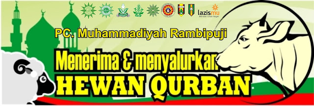 Pantia Qurban PCM Rambipuji