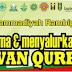 Daftar Panitia Penerimaan dan Penyaluran Hewan Qurban PCM Rambipuji Tahun 2017