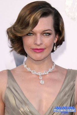 Milla Jovovich's life story, an American actress of Serbian origin.