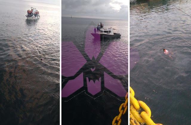 Janji Karantina di Darat Tidak Dipenuhi, 30 Penumpang Kapal Sabuk Nusantara 34 Lompat dari Kapal