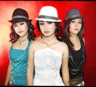Trio Kirani Album Ratu Sejagat