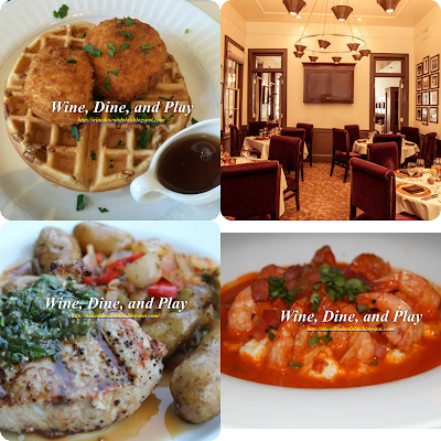 Southern Cuisine from restaurants in Charleston, South Carolina