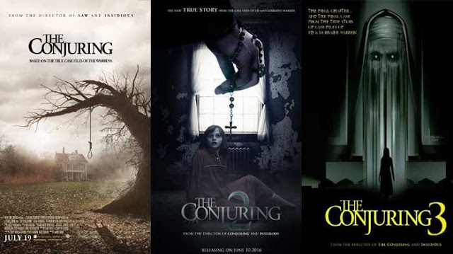 Michael Chaves akan Sutradarai Film The Conjuring 3