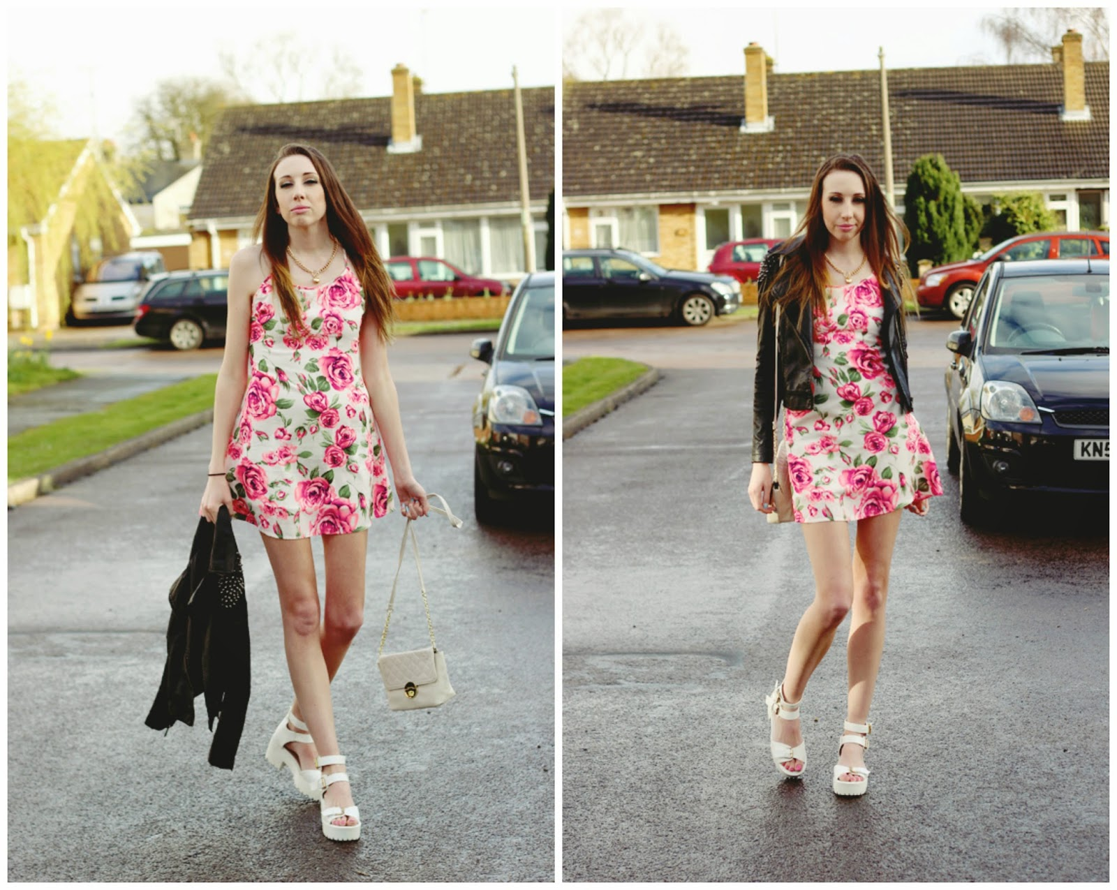 Spring Trend Floral Oh My Style Affordable Fashion Blog